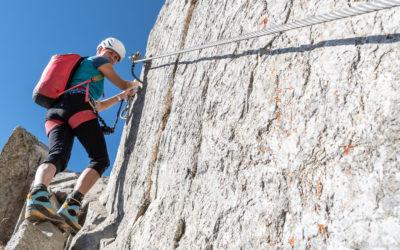 Heini Holzer Klettersteig | Meran | Südtirol