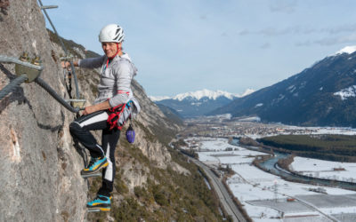 9. Feber 2019 | Geierwand Klettersteig