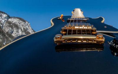 Musik am Gipfel