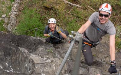 Zillertaler Klettersteige