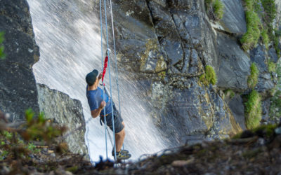 Lehner Wasserfall – Extrem-Variante gesperrt