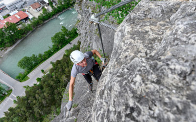 Mai 2020 | Galugg Klettersteig