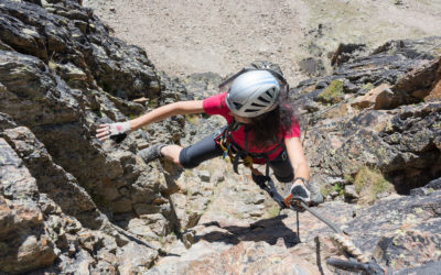 September 2020 | Jägihorn Klettersteig CH