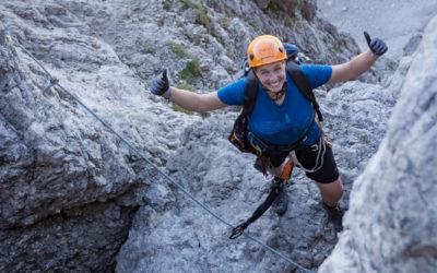 Oktober 2020 | Lachenspitze Nordwand Klettersteig