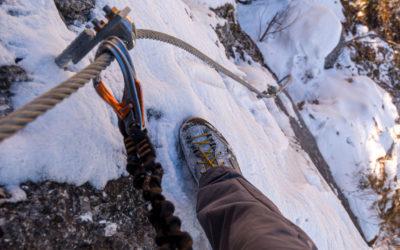 Dezember 2020 | LEITE Klettersteig und Klettergebiet