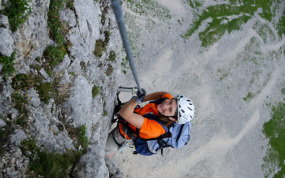 Juli 2021 | Südsporn Klettersteig Köllenspitze  | Tirol | Rückblende