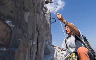 Gauablickhöhle Klettersteig | fürs Sommerprogramm